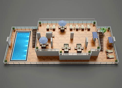 Floor Plan   3D 3