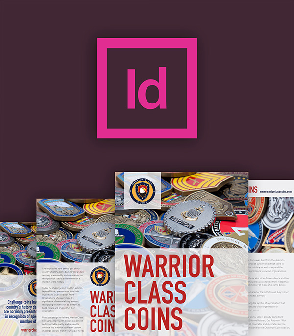 Population of Content (Adobe Indesign) 0