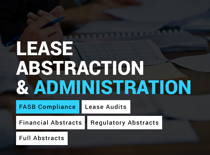 Rebackoffice Lease abstraction services